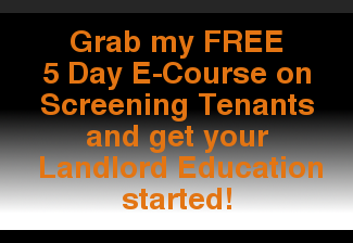 Start Your Landlord Training Today!